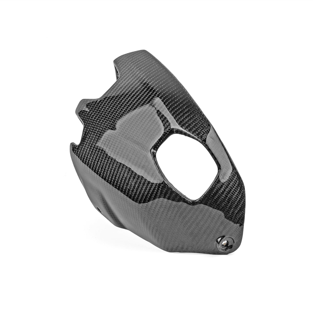 2PCS Motorcycle Cylinder Head Guards Protector Cover Carbon FiberFor BMW R1200GS 2010-2012 and BMW R NINET 2014-2018 2