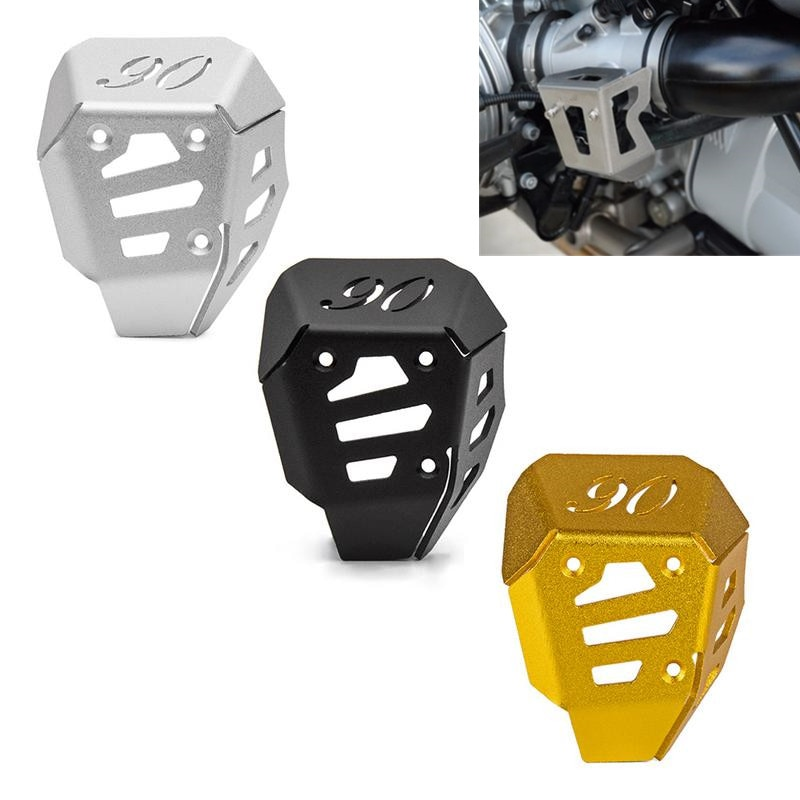 Motorcycle Aluminum Potentiometer Throttle Guard Cover Protector for BMW R Nine-T