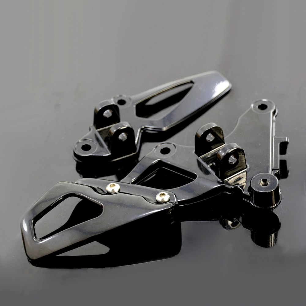 For BMW R Nine-T Motorcycle Foot Brake Lever Pedal+Gear Shift Lever +Footrest sets 4