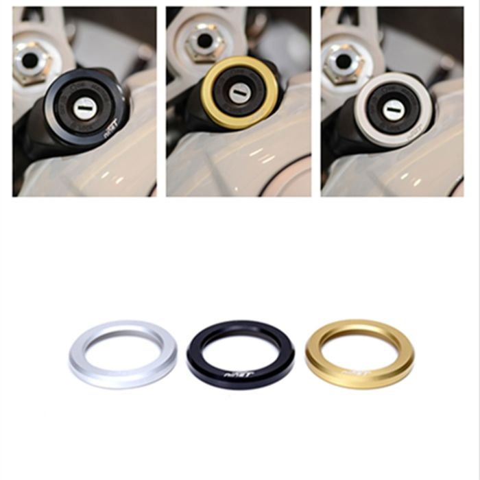 For BMW R Nine-T Aluminum Motorcycle Ring Cover
