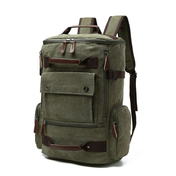 New Tech Men Outdoor Hiking Camping Bags Military Tactical Travel School Pack Backpack Army Waterproof Bag For Teenager Boys 1