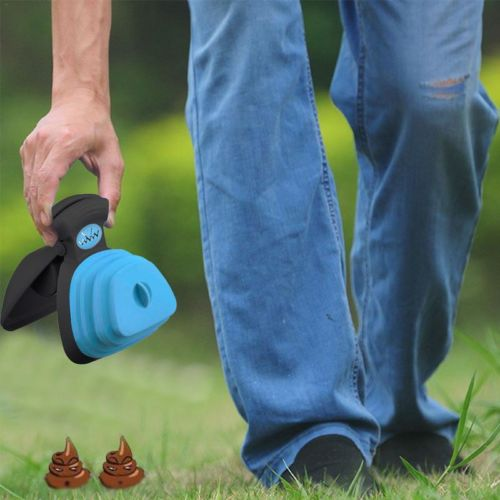 Dogs & Pets Travel Foldable Pooper Scooper