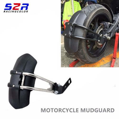 Motorcycle Fender Rear Cover Bracket Moto Mudguard For KAWASAKI Yamaha MT-07 YZF Honda NC700 KTM motocross