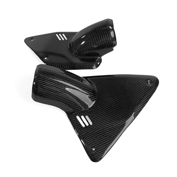 Motorcycle Carbon Fiber Airbox Cover Air Box Cover Protector Fairing for BMW R nine T R 9T RNINET Scrambler 6