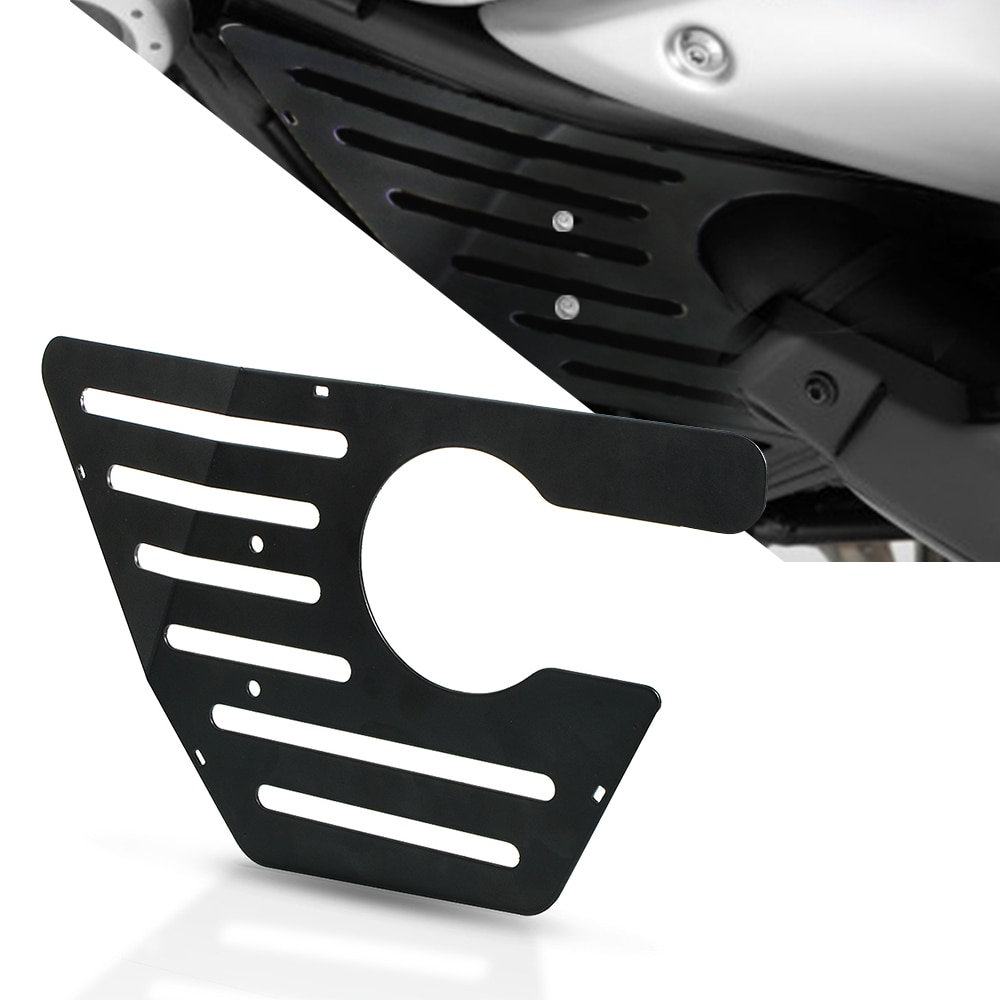 R NineT Motorcycle Airbox Frame Cover For BMW R Nine T Pure Racer Scrambler Urban GS 2014 - 2019 Air Box Cover Protector Fairing 2