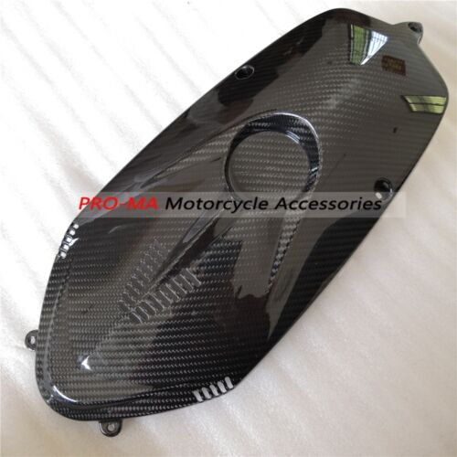 Motorcycle  Engine Cover Timing Chain Cover Water Cooler cover in Carbon Fiber For BMWR R Nine T R9T 2015+  Twill glossy 1